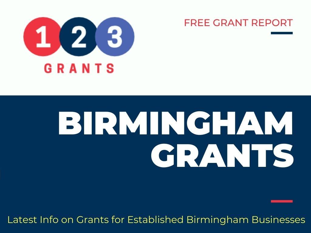 birmingham grants